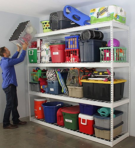 garage vertical storage